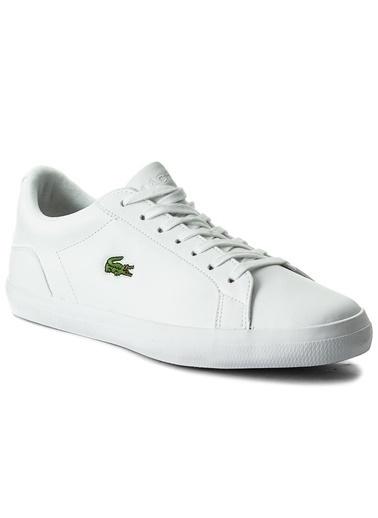 Lacoste Erkek  Ayakkabı 7-33CAM1032001 Beyaz